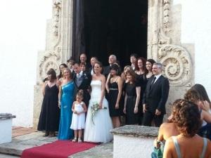 Gràcies a la Carlota i a Marcos per confiar en nosaltres per la música al seu casament