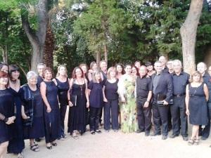Cor Scandicus + Begoña Alberdi - Concert Festa Major Masnou 2013