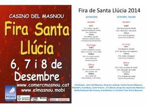 Concert Santa Llucia 081214