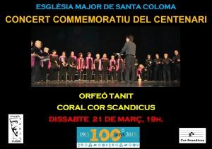 Cartell concert 210315-Santa Coloma jpg