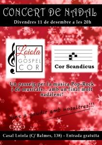Cartell Concert 111215