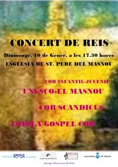Cartell concert 100116