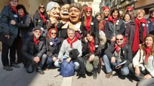 A Les Borges Blanques: Lleida canta a l'oli (Març 2016)